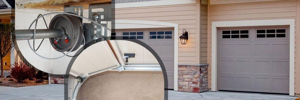 Garage Door Tracks Repair Centennial